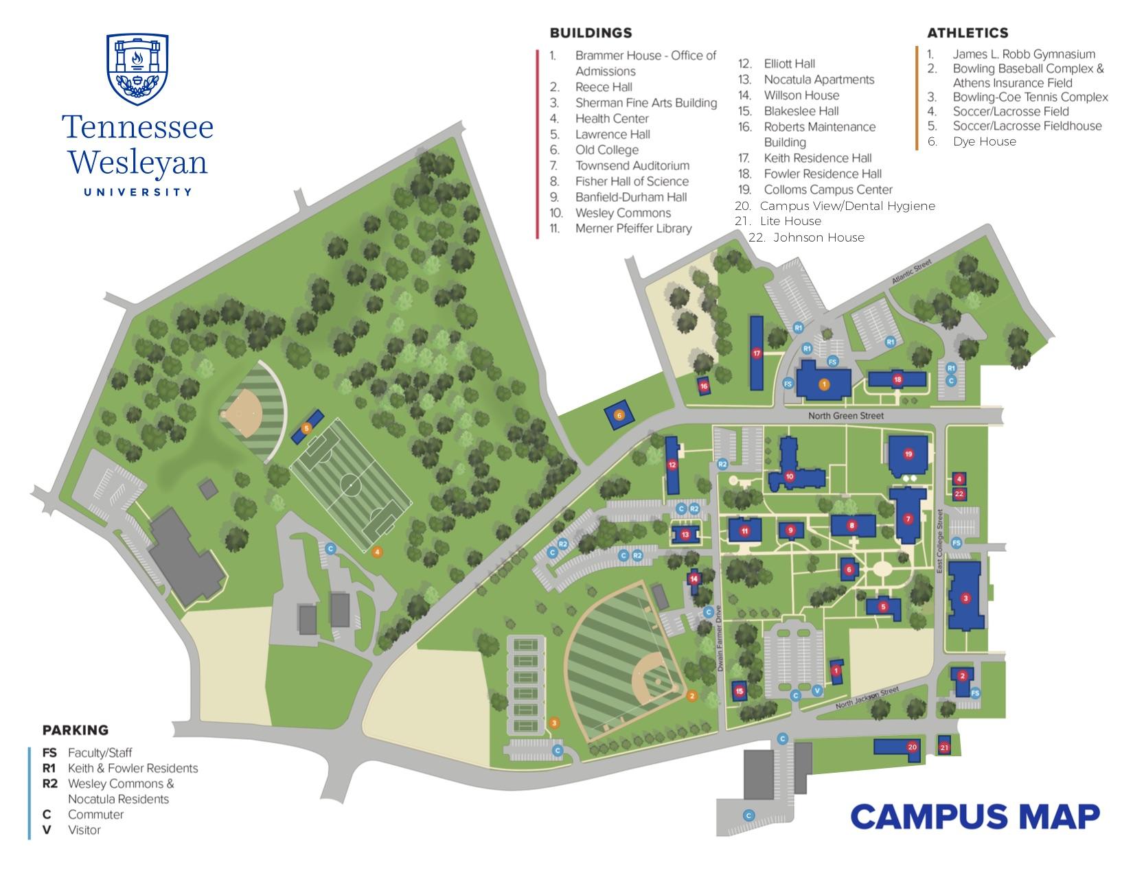 pfeiffer university campus map Location pfeiffer university campus map